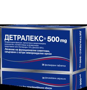 Детралекс® 500 mg